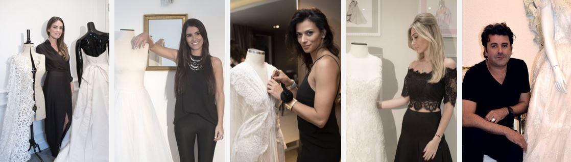 White Hall | Dani Messih | Trinitá Couture | Isabella Narchi |Geraldo Couto