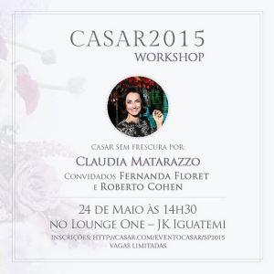 Casar Sem Frescura por Claudia Matarazzo