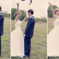 First Look propõe que noivos se vejam antes do casamento