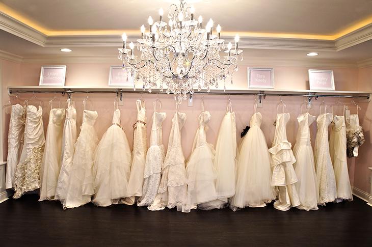 Comprando o vestido de noiva dos sonhos nos EUA