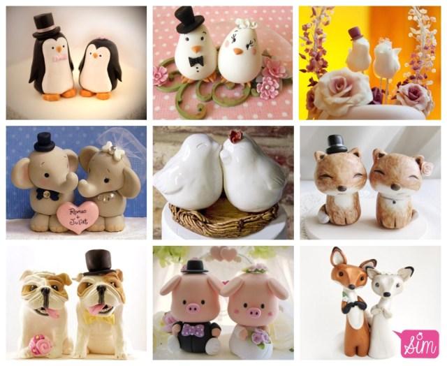 topos-de-bolo-casamento-noivinhos-prontaparaosim-animais