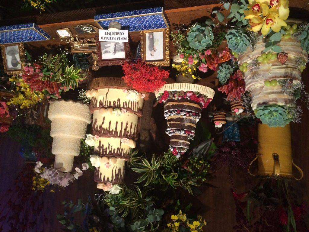 Tendências de decoração Evento Casar 2016