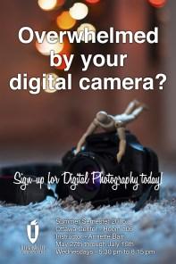 digital photo poster