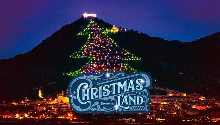 christmas Land Gubbio