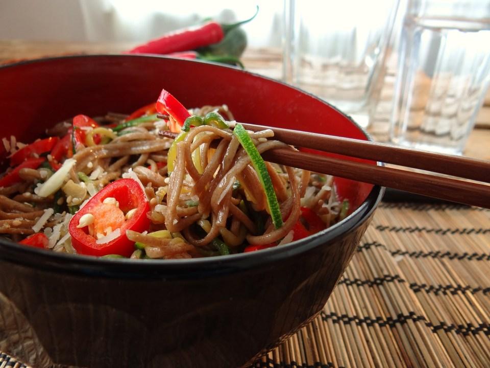 noodles cinesi