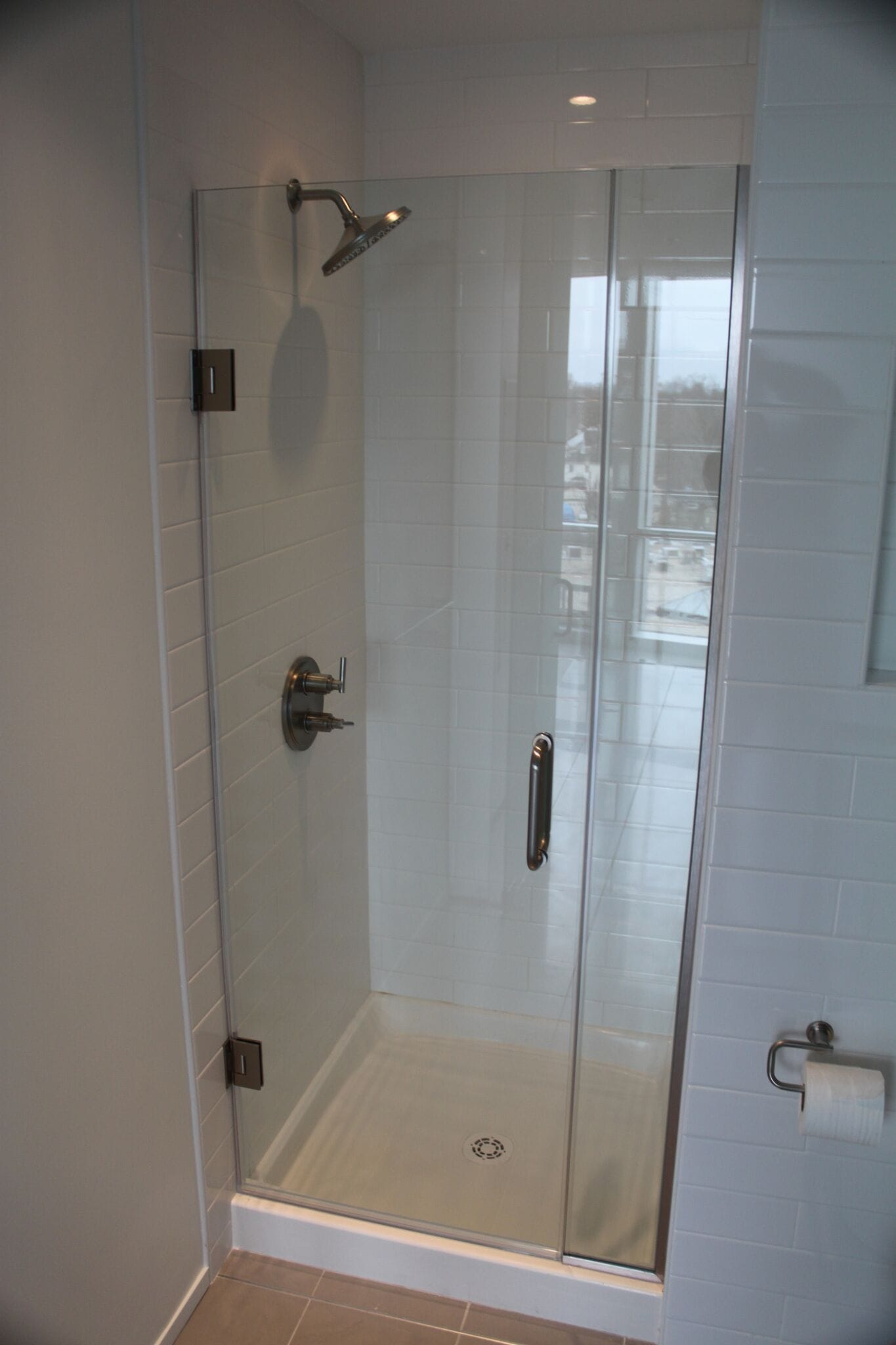 Charmant Clear Channel Frameless Shower   Year Of Clean Water