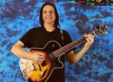 chris iorio, Online Guitar Teacher & Virtual Guitar Courses