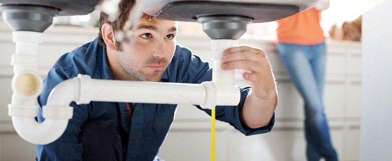 Riparazioni di perdite per limpianto idraulico della tua casa  05321716771