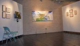 Expo Atelier Solar II, Espacio Trapézio
