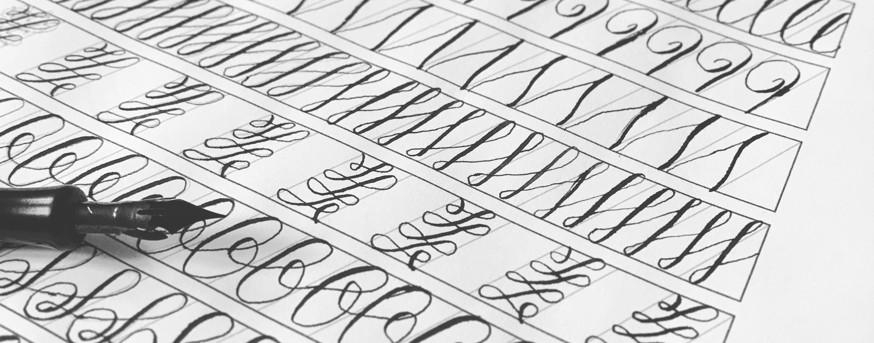 Calligraphy Practice Worksheets