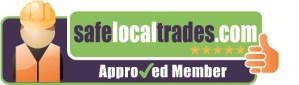 Safe Local Trades Approved Member Logo