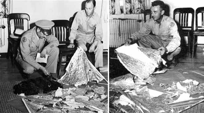 What Truth Covered By US Military After Roswell 1947 UFO Crash