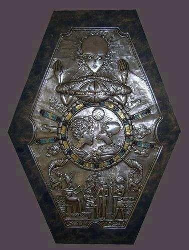 Pharaohs Grey alien