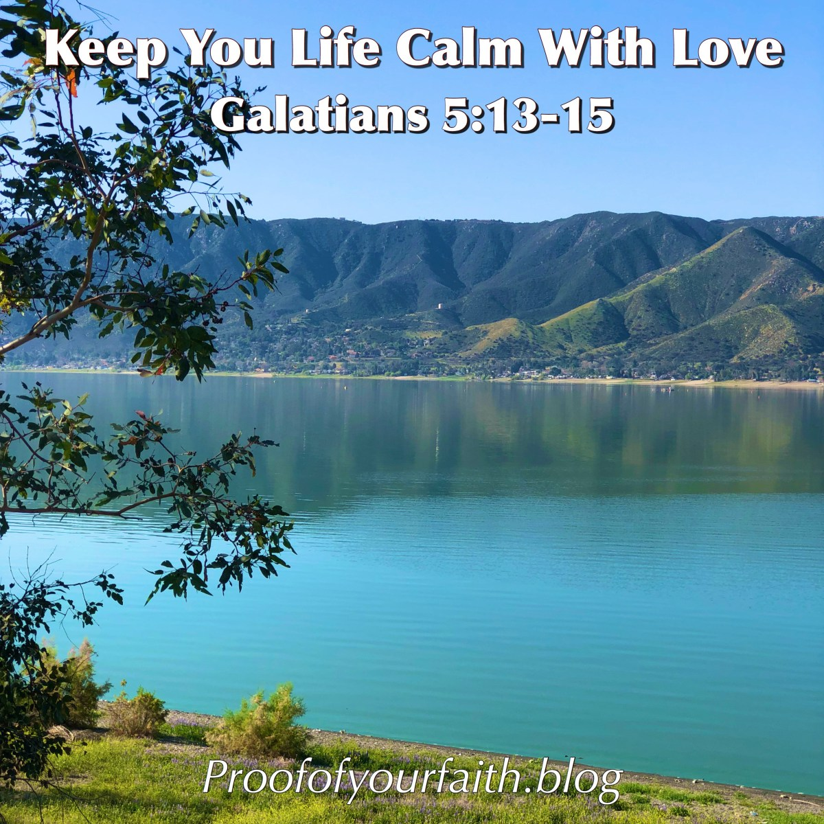 Keep Your Life Calm With Love