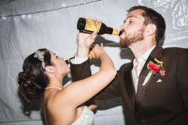 Shiner Wedding Photo