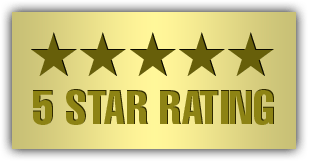 5-Star Review Rating
