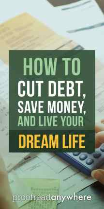 Personal Finance Advice For Freelancers How To Cut Deb