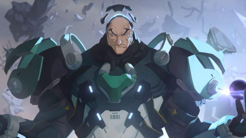 Следующий герой Overwatch - Сигма, «эксцентричный астрофизик»