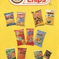 Salgadinhos Elma Chips (1994)