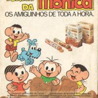 Biscoitos Bauducco Turma da Mônica (1990)