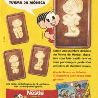 Chocolate Turma da Mônica (1995)
