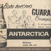 Guaraná Champagne Antarctica (1962)