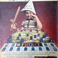 Front, jogo de tabuleiro da Estrela (1977)
