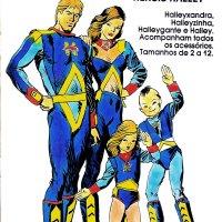Heróis Halley no Mappin (1986)