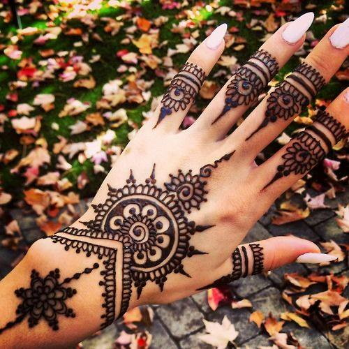 Arabic Mehndi Design 2019 Full Hand