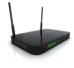 Wireless Router thumb Mobile Broadband Verses Fixed Line Broadband