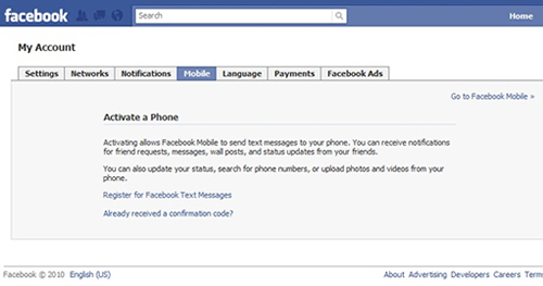 facebookMobile Zong Introduces Facebook Mobile Alerts