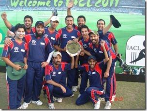ZONG Cricket League 1 Zong Wins Islamabad Amateur Cricket League
