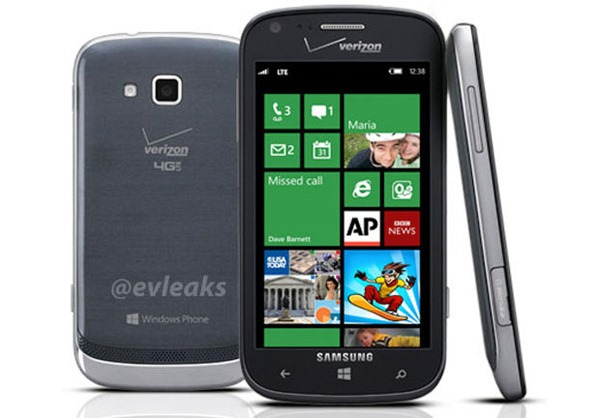 ativ odyssey thumb Samsung Unveils ATIV Odyssey, Windows 8 Powered Low End Phone