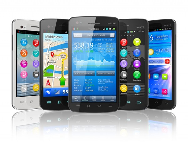 Android Tops Sales Charts in Q1 with 30 Smartphones From