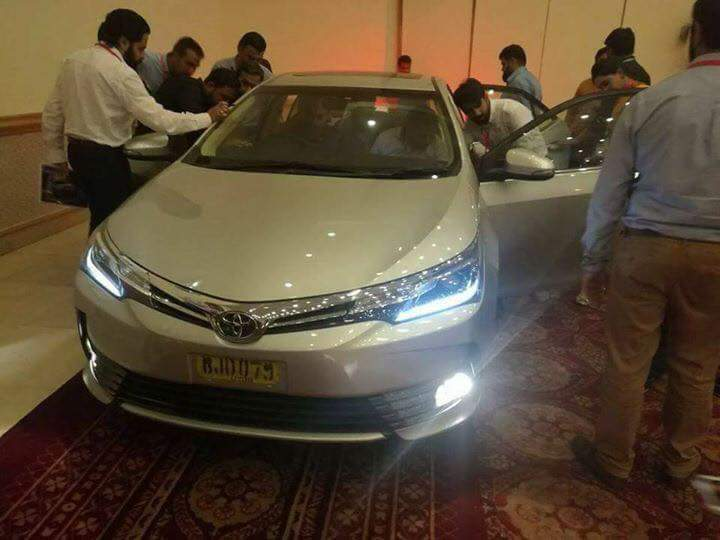 new corolla altis grande pajak mobil grand avanza 2016 you can now book your from toyota pakistan how to