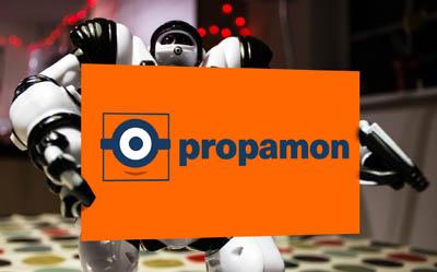 Propamon: der neue Roboter für das Suchen von Propaganda