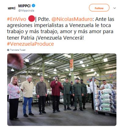 Krieg um die Gesinnung und Herzen in Venezuela