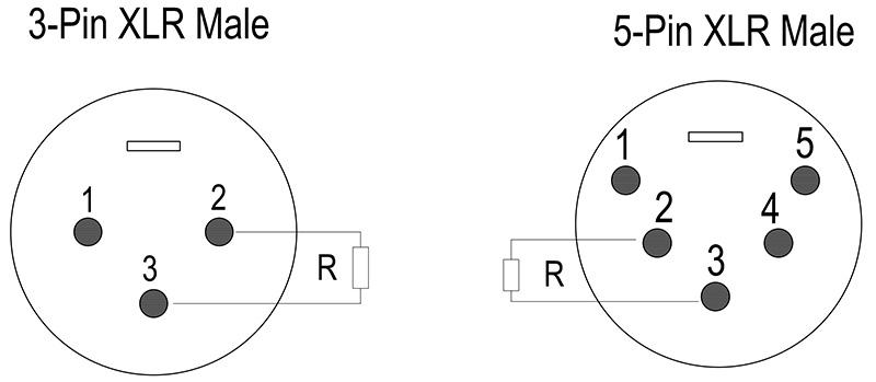 обои на стену в спальню: [View 26+] 5 Pin Xlr Connector