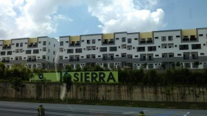 Odora townhouses in 16 Sierra .. looks so industrial ..