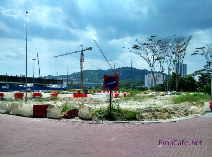 Cheras Center Point Future Phase beside Maxim Residence @ Cheras Progress - 18th Jan 2015