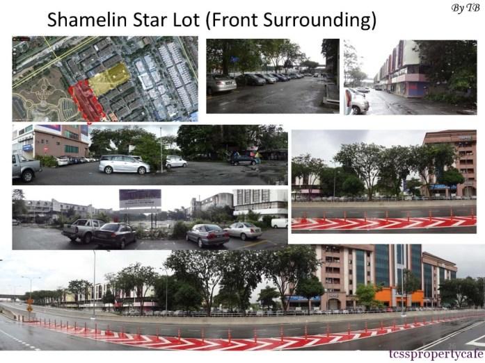 Shamelin Star Front View