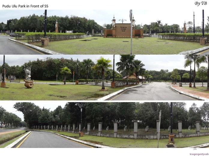 Pudu Ulu Park