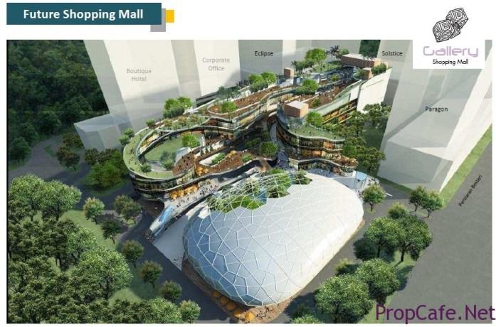 Pangaea shopping-mall