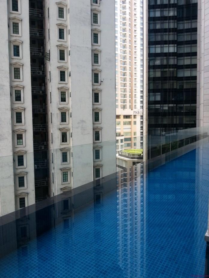 pool view @ 5th floor