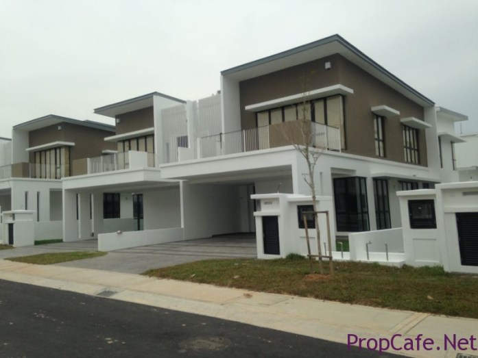 2 Storey Quad Villas