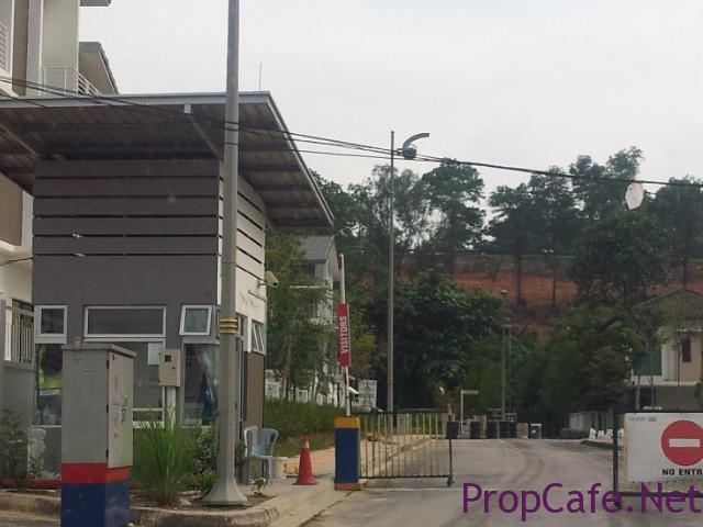 Zaria guardhouse