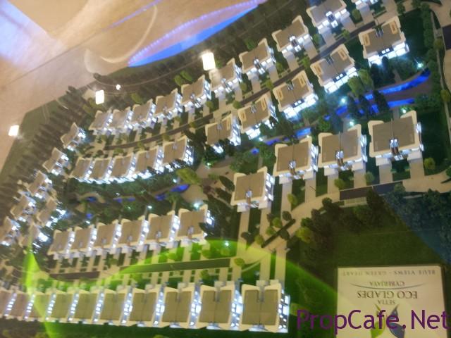 74 Lepironia scalemodel