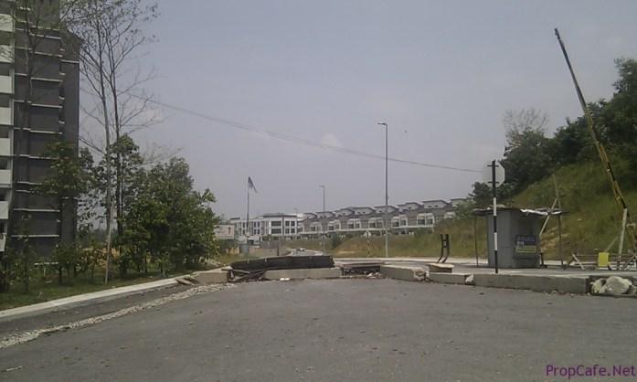 Road to Yuwang's Development