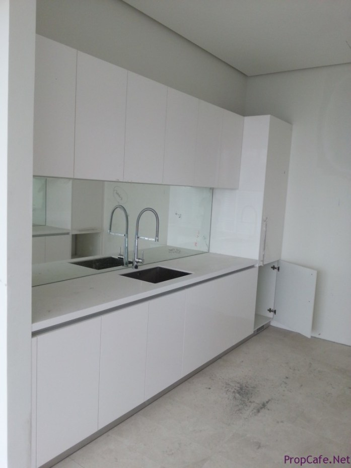 Kitchen for big size