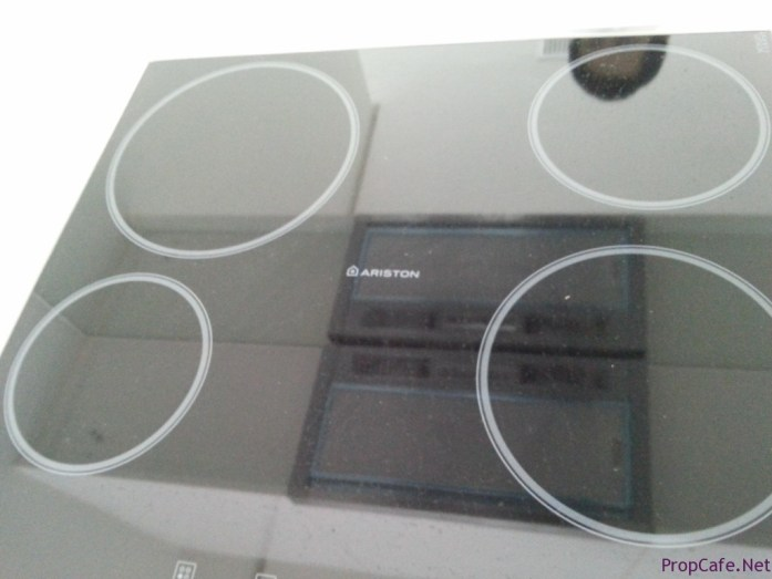 Small Size_induction hob